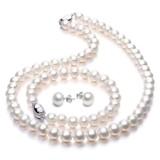 VIKI LYNN Freshwater Cultured Necklace